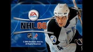 Hockey Game History - NHL 06