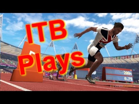 IntoTheBarrier Plays London 2012 Olympics Game