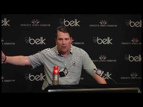 POST-GAME: Will Muschamp on NC State — 9/2/17