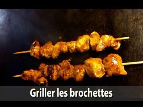 cuisine-libanaise-:-taouk-(brochettes-de-poulet-mariné)