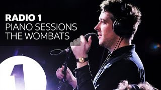 The Wombats - Turn - Radio 1 Piano Session