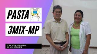 3Mix-MP / Pasta triantibiótica / Pasta de Hoshino / LSTR Therapy v.3