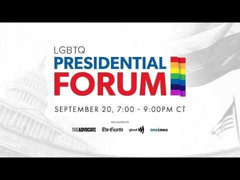The LGBTQ Presidential Forum