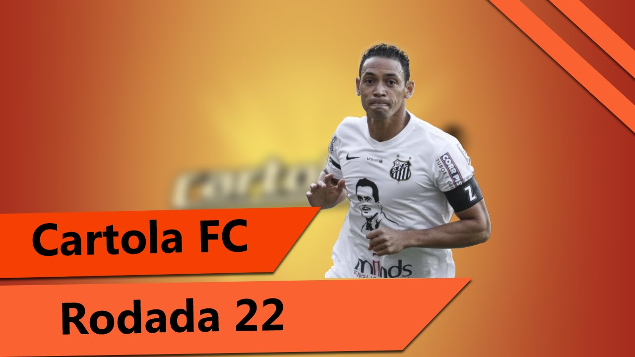 Cartola FC Rodada 22 - Time para MITAR - YouTube