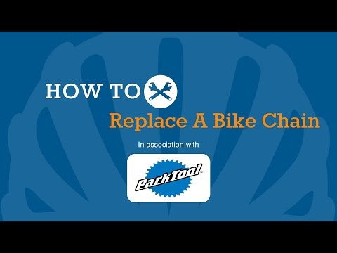 How To Replace A Bike Chain
