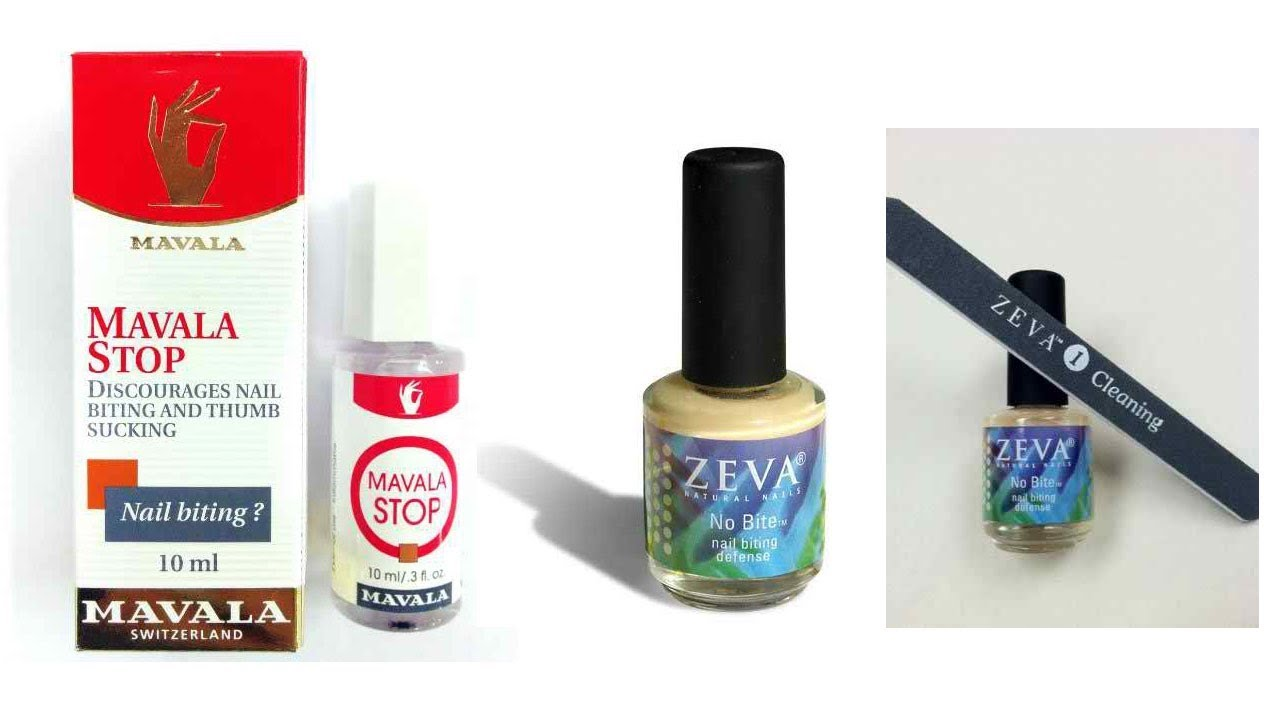 Top 5 Best Product To Stop Nail Biting You Should Have