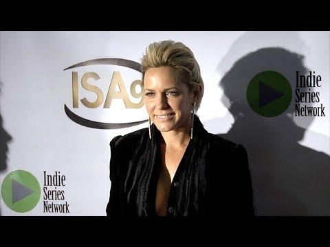 Arianne Zucker 9th Annual Indie Series Awards Red Carpet