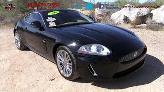 2010 Jaguar XK Coupe - Luxury Motorsports (15304)