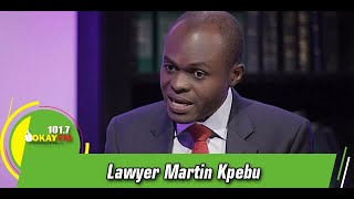 Coup Plot: My Client Has Been Referred To The IGP- Lawyer Kpebu