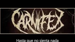Carnifex - Until i feel nothing (Subtitulada al español)