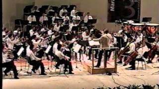 Sinfonia no. 8 en Fa mayor op. 93 de L. V. Beethoven. Orquesta Sinfónica de Puebla.