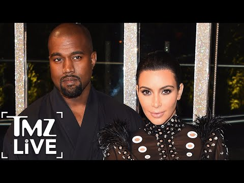 Kim And Kanye: Surrogate Mom Revealed  TMZ Live