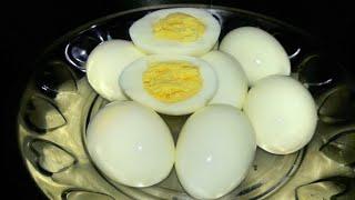 பஞ்சு போன்ற முட்டை வேண்டுமா? | H๐w to boil an egg perfectly ?