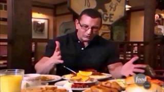 """Chef Robert Irvine -- hilarious moments from """"Restaurant: Impossible"""""""