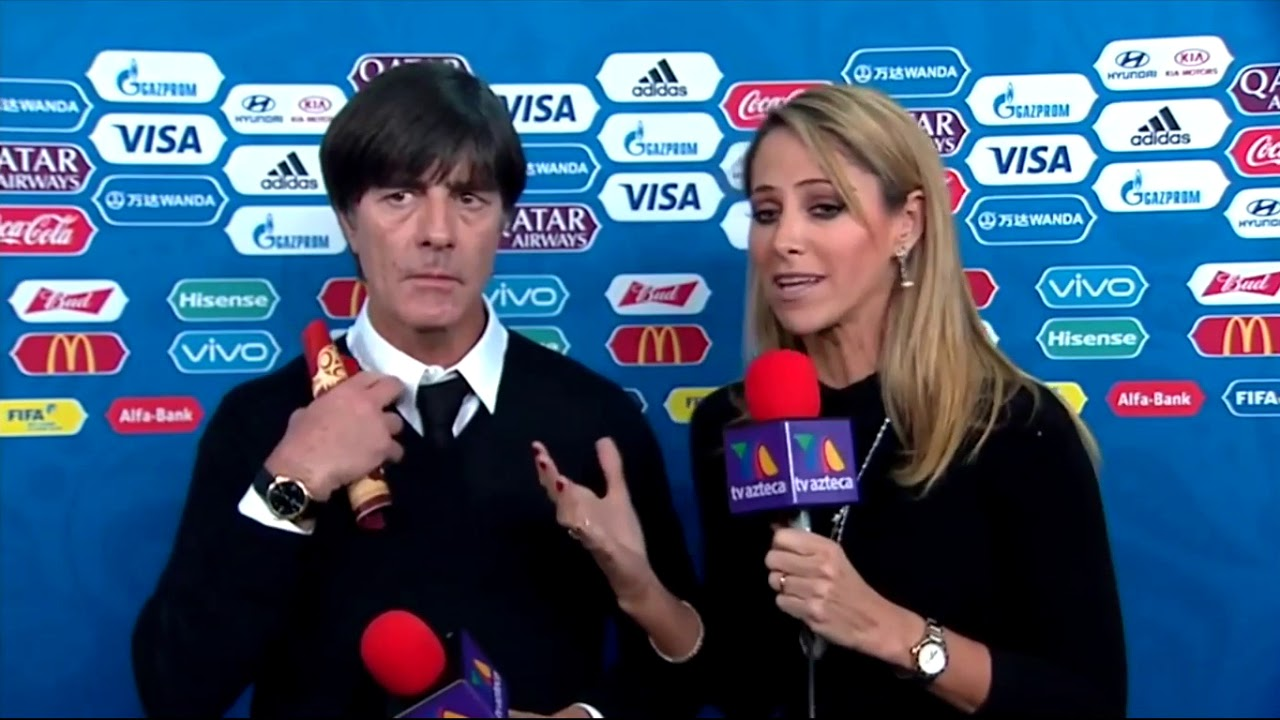 Joachim Löw Interview