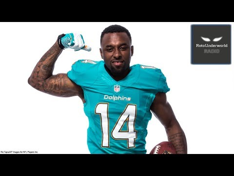 Why are the Dolphins are in no hurry to give Jarvis Landry a contract extension? Ask Leonte Carroo