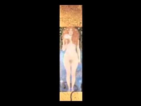 Nuda Veritas (original composition after Klimt)