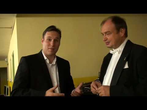 Lípa Musica - Leoš Svárovský - Interview 2009