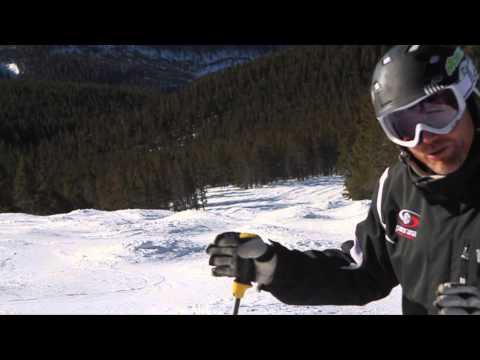 Ski Tips with Panorama's Jason Simpson (moguls)