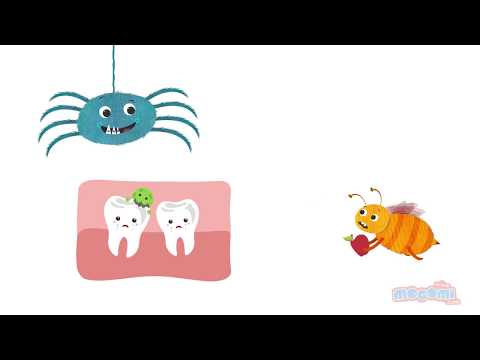 Why is oral health important? - Health Tips for Kids | Child Health Education by Mocomi