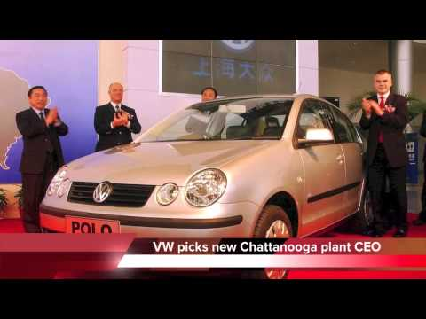 Christian Koch named new Volkswagen CEO in Chattanooga