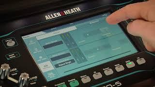 Allen & Heath SQ - SQ-Drive Basics