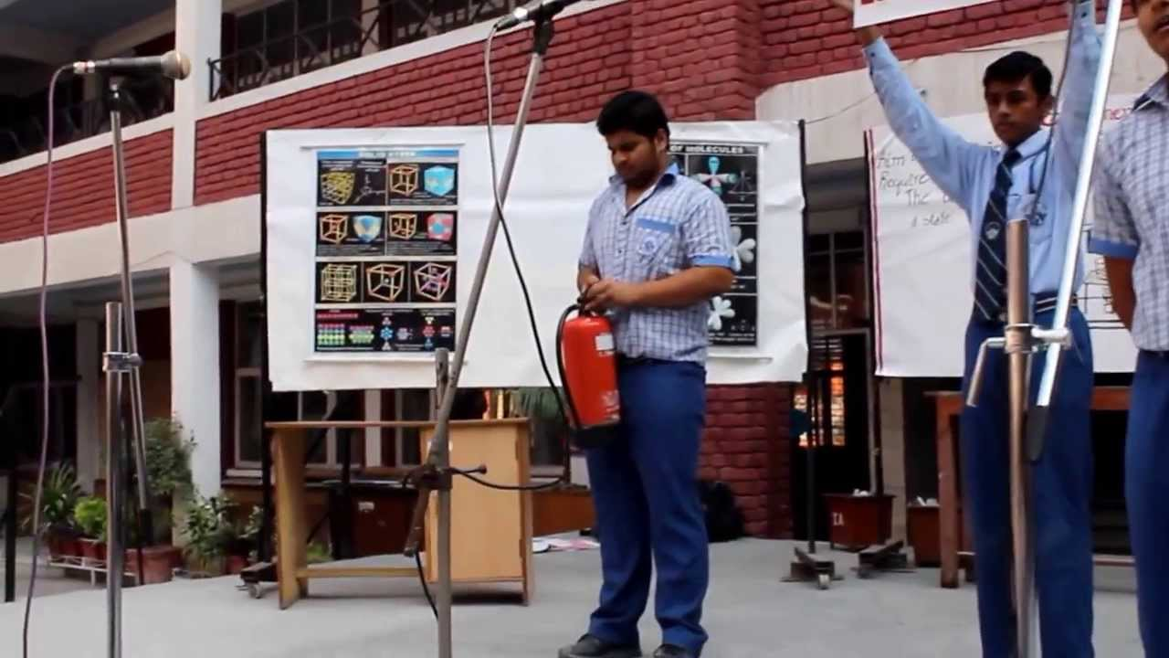 Disaster Management - Mock Drill - Doon Public School