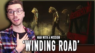 """Here with the beautiful song """"Winding Road"""" by MWAM! MERCH HERE: ht..."""