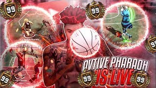 99 Overall Mascot At The Park NBA 2K19: Rise Of The Avtive Kingdom !!