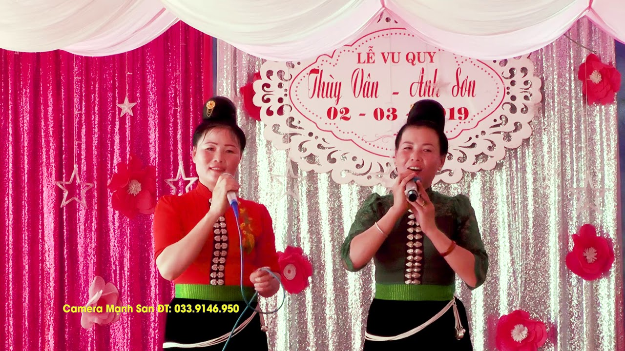 Hat thai | Lò Thị Ban hát thái LVQ Vân Sơn chiềng ngần tp Sơn La
