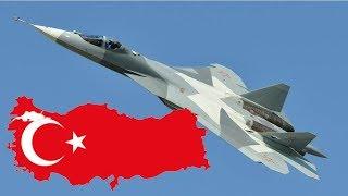 Турция может начать закупки Су-57 у России