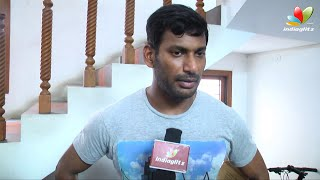 Mine will be the first marriage in the new Nadigar Sangam Building – Vishal | Happy Birthday vishal | Vishal Birthday Celebration interview