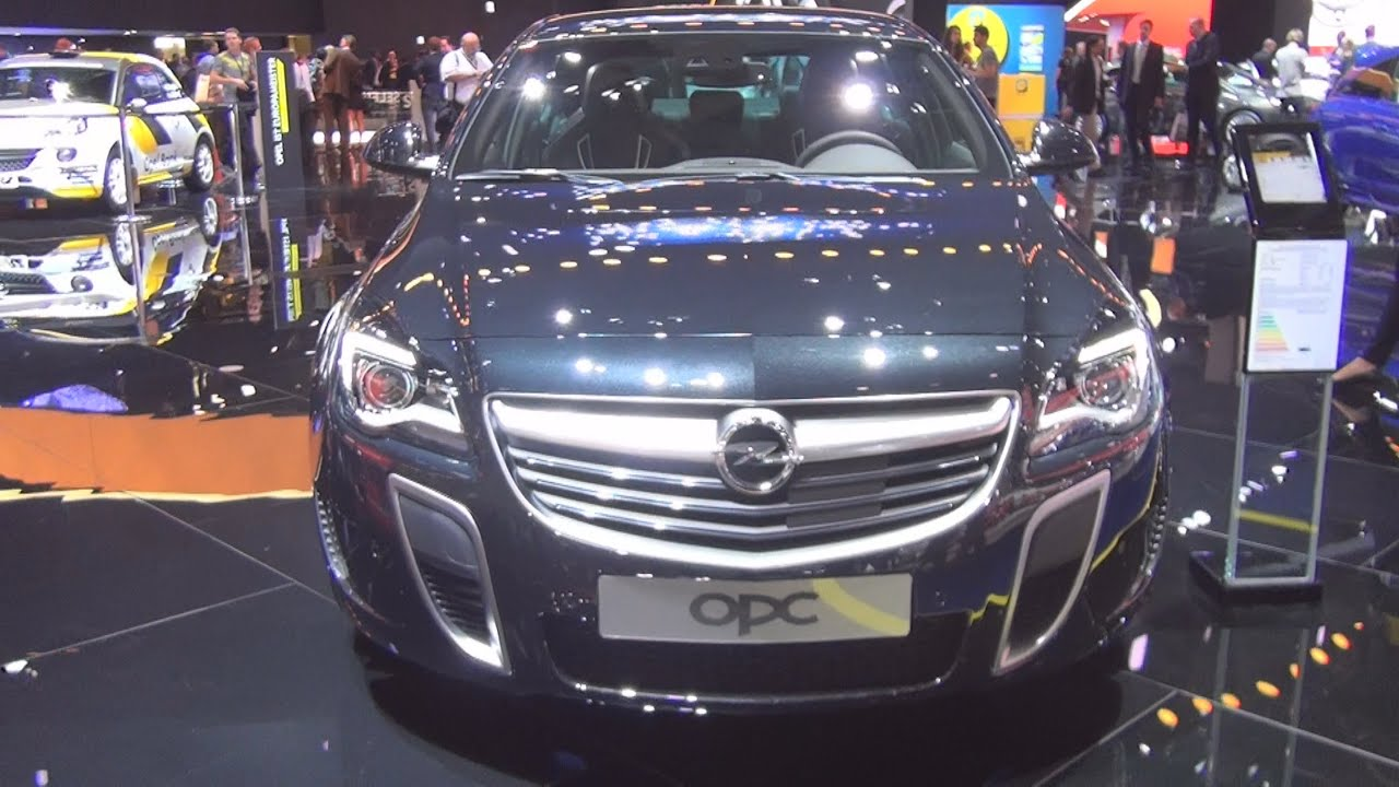 opel insignia 4 doors opc 2 8 v6 turbo 325 hp 6mt 4x4. Black Bedroom Furniture Sets. Home Design Ideas