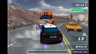Highway Squad | Mission 1-4 | Car Games Online Free Driving Games To Play | Best Kid Games