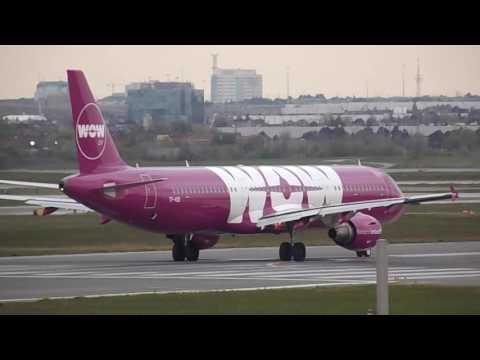 Planespotting at Toronto Pearson (YYZ)