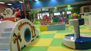 видео Бизнес на детском развлекательном комплексе