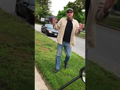 Bad drivers Sarnia, Ontario guy tried to kill me