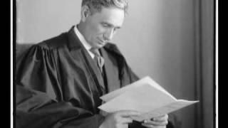 Louis Brandeis postage stamp unveiled at Brandeis University