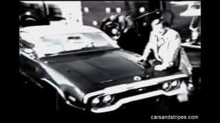 1972 Plymouth Satellite - original commercial