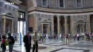 Италия. Рим. Пантеон.(http://www.town-explorer.ru/rome/ - достопримечательности Рима на карте, фото и видео., 2011-09-29T18:32:08.000Z)