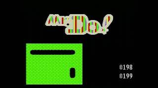『Mr.Do!』のオープニングデモ動画 thumbnail