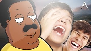 Cleveland Makes People Cry Laughing on Call of Duty!
