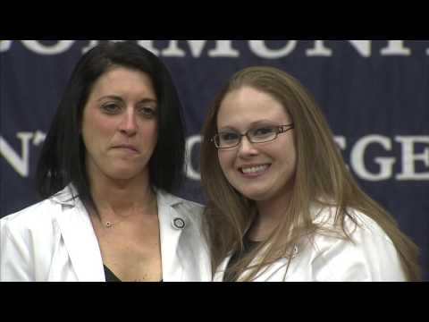 Allied Health Pinning may 2015