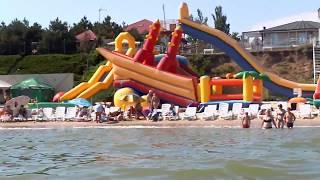 Отдых в Урзуфе, водные развлечения и их стоимость