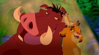 The Lion King - Hakuna Matata (Russian version)