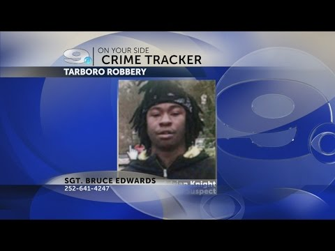 Tarboro Police looking for third suspect in attempted armed robbery