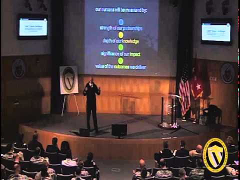 Cyber Talks March 2015 - CAPT Sean Heritage - Creating a Wake