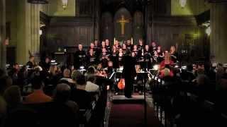 "Mendelssohn's ""Elijah"" (He that shall endure/recit/Behold, God the Lord"")"