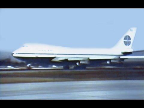 LAX - Los Angeles International Airport Promo Film - 1970