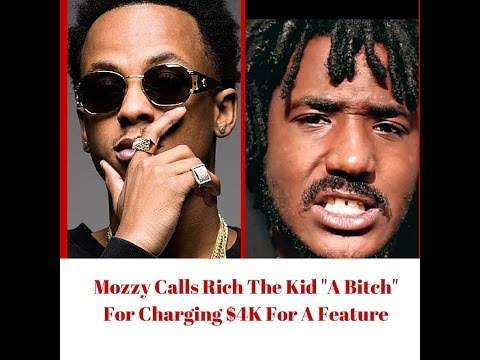 Mozzy Calls Rich The Kid